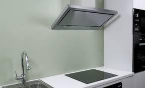 une hotte cuisine installation d une hotte de cuisine encastr e installer decorative