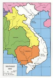 Map Of Se Asia by Photos