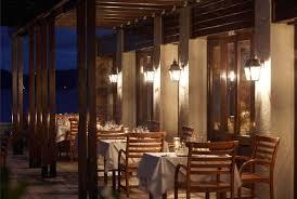 Building Dining Room Table Tradewinds Restaurant Peter Island Resort U0026 Spa