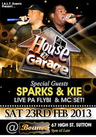 garage house music february 2013 its a london thing