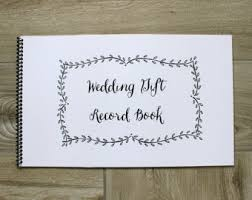wedding gift registry search registry book etsy
