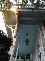 new orleans architecture hanit blue ceiling on new orleans victorian home