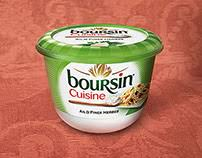 boursin cuisine light dominic page on behance