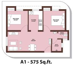 floor plan compact homes mahabalipuram chennai residential