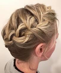 25 Beautiful Messy Braided Hairstyles Ideas On Pinterest Hair