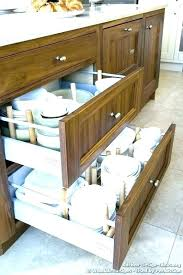 kitchen cabinet sliding shelves drawers for kitchen cabinet organizers rev a shelf blind corner