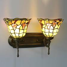 Tiffany Sconces 220 Best Tiffany Lamps Images On Pinterest Tiffany Lamps Mosaic