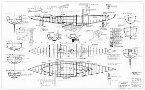 blue prints could someone post a few sheets of any real boat blueprints