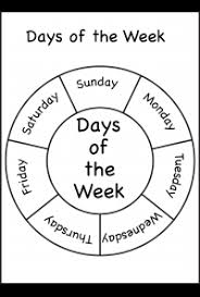 spelling u2013 days of the week free printable worksheets u2013 worksheetfun