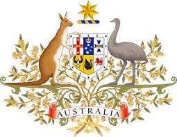australia satellite map map of australia nations project