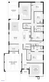 luxurious home plans simple 4 bedroom house plans luxury home architecture floor plan