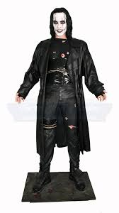Black Ops Halloween Costume Crow Brandon Lee Costume Prop Store Ultimate Movie
