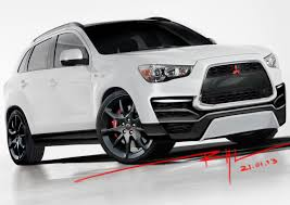 asx mitsubishi modified mitsubishi outlander sport car modification idea