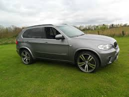 green bmw x5 bmw x5 3 0td auto xdrive30d m sport chester motor company