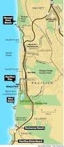 Unlv Campus Map Sunday Drive Pacifica U0027s 5 Beaches Sfgate