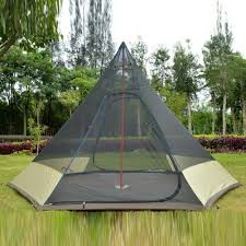 Pergola Mosquito Net by Zimo 5 6 Person Outdoor Windbreak Pergola Tower Post Camping