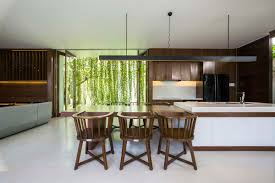 open nature u0027s window with this greenery surrounded vietnamese home