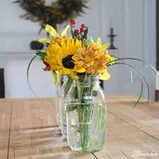 simple flower arrangement tips back to basics lehman lane