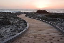 asilomar state beach pacific grove ca california beaches