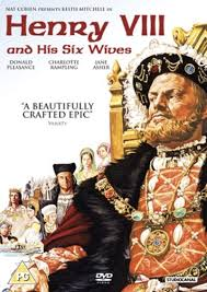 Armchair Thriller Dvd Henry Viii And His Six Wives Dvd Zoom Co Uk