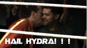 Battlestar Galactica Meme - hail hydra battlestar galactica hail hydra know your meme