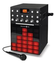singing machine with disco lights singing machine sml388bk karaoke system with synchronized led disco