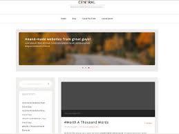 161 best wordpress free themes 2 images on pinterest wordpress