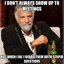 Business Meeting Meme - 4 memes that perfectly describe meetings join me