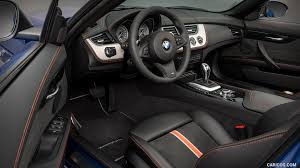bmw blue interior 2016 bmw z4 sdrive35is color estoril blue metallic interior
