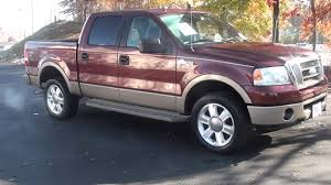 used 2006 ford f150 for sale 2006 ford f 150 king ranch 1 owner stk p5901