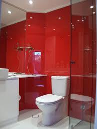 Durable Glass Wall Panels Bathroom Splashbacks DecoGlaze - Glass bathroom designs