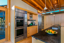 the modern kitchen how to enjoy a life of tranquility in a modern central oregon home