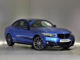 2 series bmw coupe 2016 bmw 2 series coupe 218i m sport 2dr vardy
