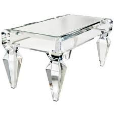 Mirrored Tables Mirror Coffee Table Home Touch Modern Home Furniture