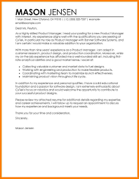 sample executive cover letters