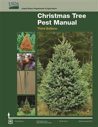 christmas tree pest manual e2676 msu extension