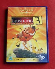 lion king 3 hakuna matata ebay