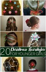 11 wonderful and cute christmas hairstyles christmas hairstyles