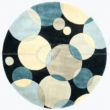 Cool Round Rugs by Teal Blue Round Rug Area Rug Cool Round Area Rugs Indoor Outdoor