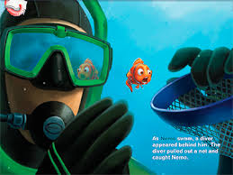finding nemo storybook deluxe ios wired