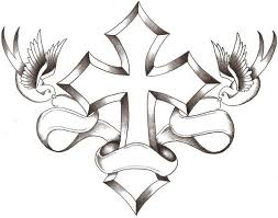 cross tattoo designs with names cross tattoo tattoo