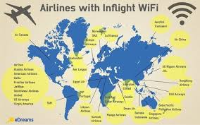 american airlines free wifi which international airlines provide free wifi in economy class