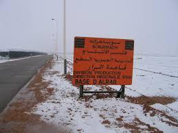 Snow In Sahara Snow In Sahara Desert The Lounge El Qahwa E Dz Community