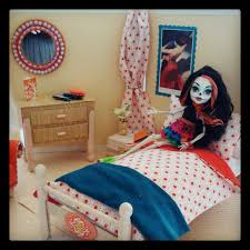 Monster High Bedroom Decorations Skelita U0027s Bedroom Design Jk Games