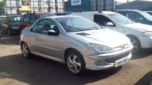 peugeot 206 turbo used peugeot 206 for sale rac cars