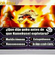 Goku Memes - 25 best memes about goku meme goku memes