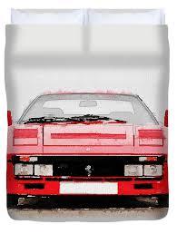 Ferrari Duvet Set Ferrari 288 Gto Duvet Covers Fine Art America