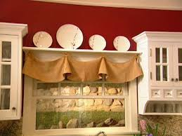 trendy window valance ideas for kitchen u2014 dahlia u0027s home