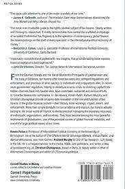 tax havens cornell studies in money amazon co uk ronen palan