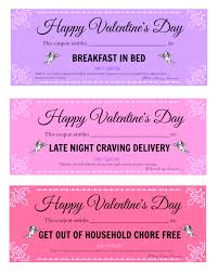 free valentine u0027s day printable love coupons allthosethingsilove